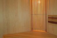 новая дверь в баню