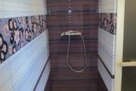 душ в бане