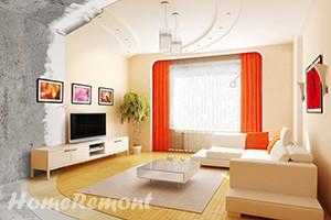 Ремонт квартир под ключ в Минске